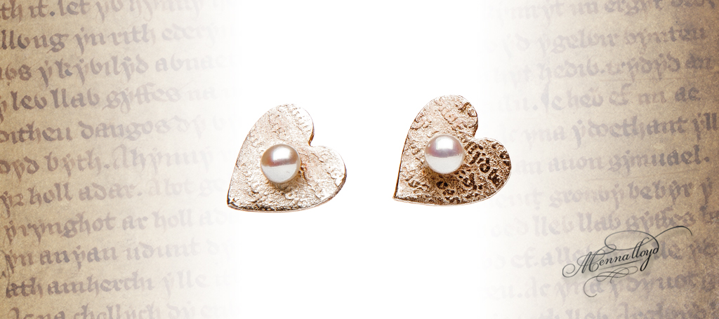 Mabinogi Stud Earrings